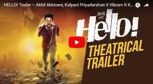 Watch: HELLO! Movie Theatrical Trailer