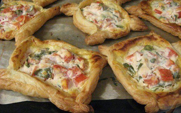 Italian pies with ricotta | Easy recipes.