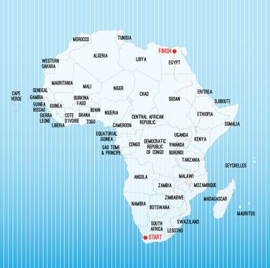Everything you need to know before you travel Africa.