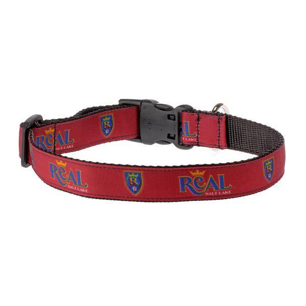 Real Salt Lake Logo Dog Collar - $13.99