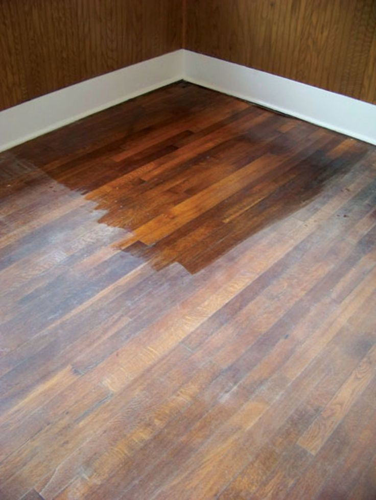 7 Steps To Like New Floors | Old House Online. Refinish Hardwood ...