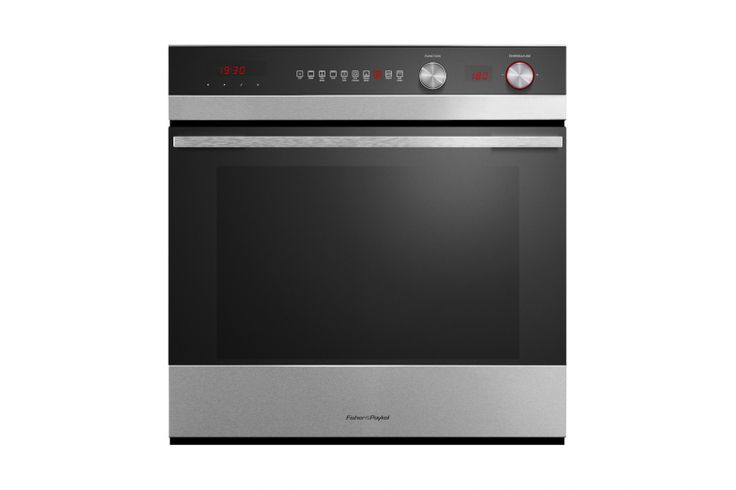 Fisher & Paykel 60cm 9 Function Pyrolytic Oven | Harvey Norman New Zealand