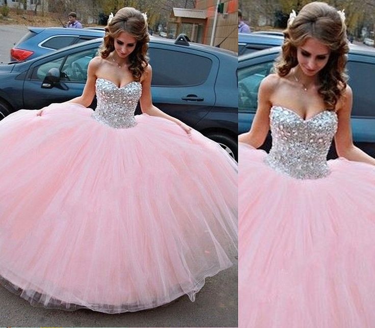 Pink Quinceanera Dress,Modest Ball | Prom and Quinceanera
