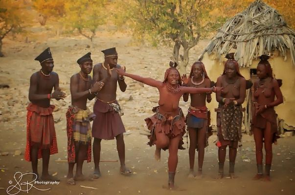 Wife swapping among Namibia's nomadic tribes has been practiced for generations. The practice is more of a gentlemen's agreement where friends can have intercourse with each others' wives with no strings attached. The wives have