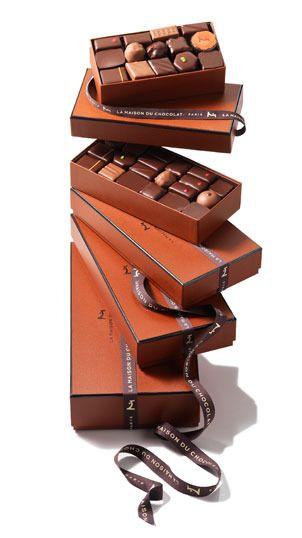 La Maison du Chocolat, Paris - Best chocolates I have ever tasted