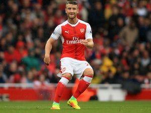 Arsenal defender Shkodran Mustafi picks up injury on Germany duty