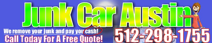 No need to worry on how to sell a car in Austin. We buy cars and provide free junk car removal. We pay cash on the spot, and send a free tow truck to come pick it up. We buy any car...running or not.