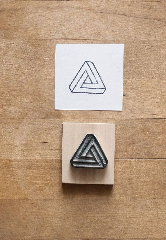 The Best Penrose Triangle Ideas On Pinterest Impossible - Man able balance impossible objects
