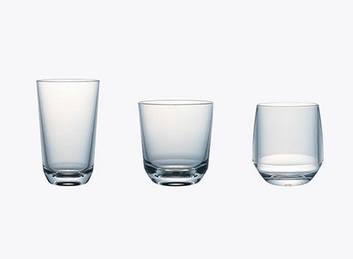 Silicone Highball, Rocks, Wine Glass by SNOW PEAK