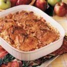 Pork Chops and Sauerkraut Recipe | Taste of Home Recipes