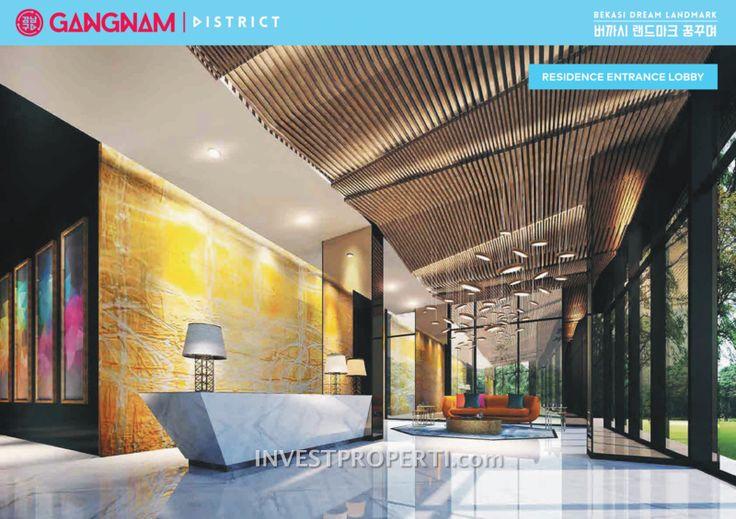 Gangnam District Bekasi Lobby