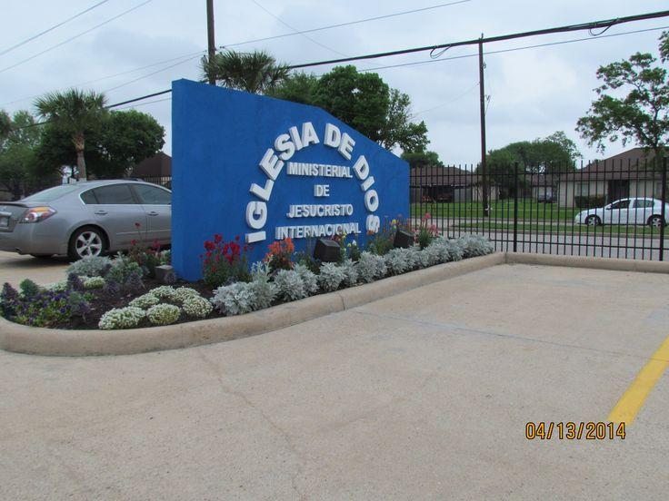 Inauguración de la Iglesia en Houston Texas – USA