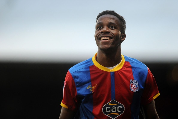 Wilfred Zaha Crystal Palace