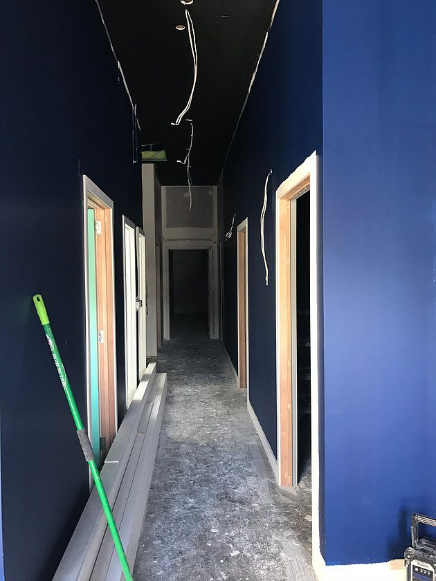 We are on the home stretch for the construction of Woodbury Escape Rooms  in South Melbourne. It will be opened within the next couple of w