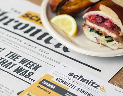 "Popatrz na ten projekt w @Behance: ""Schnitz"" https://www.behance.net/gallery/17778571/Schnitz"