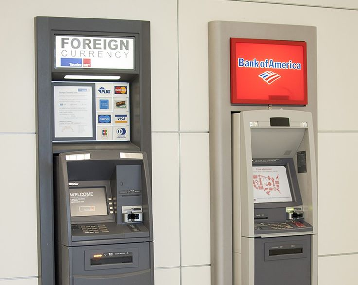 40+Genius+Travel+Tips    Many ATMs will offer much lower rates than what you can get from the airport currency exchanges.