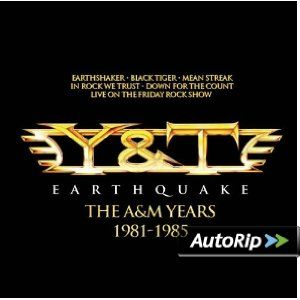 Earthquake - The A&M Years  #christmas #gift #ideas #present #stocking #santa #music #records
