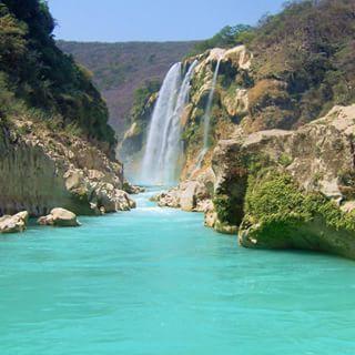 Pasaje mas barato: Cascada de Tamul, Potosí, México