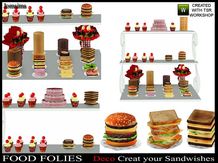 96 best images about sims 3 downloads clutter decor on pinterest clutter sims 3 and decor - Deco snack ...