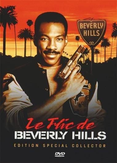 Le Flic de Beverly Hills / Beverly Hills Cop - 1984 - directed by : Martin Brest - cast : Eddie Murphy, Judge Reinhold