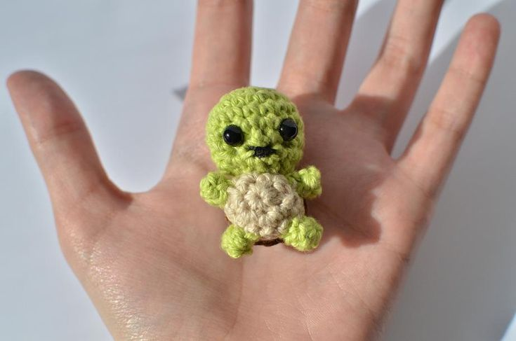 Mini Turtle *Pattern* | Alligator Creator