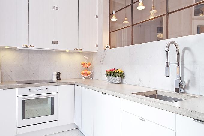 Kok Bankskiva Betong : bonkskiva kok marmor  Granit Bonkskiva kok Stenskivor Inspiration