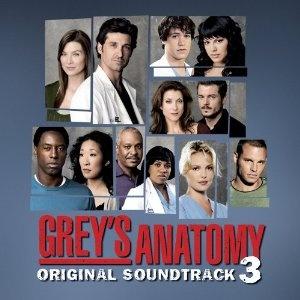 Grey's Anatomy Soundtrack 3