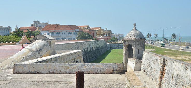 cartagena un lugar maravilloso , lleno de colorido, sitio histórico