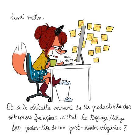 Reality is better with Pénélope Bagieu
