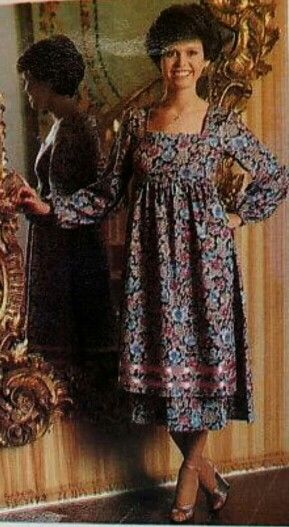 So Pretty Butterick Sewing From The Osmonds World