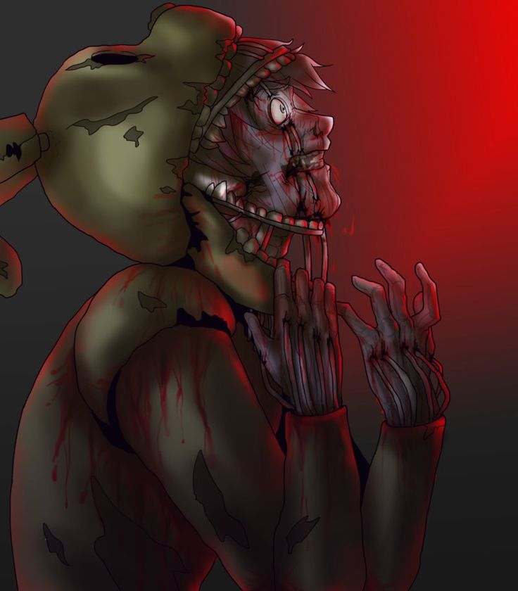 Just love all the springtrap fanart it s like the fandom is finally