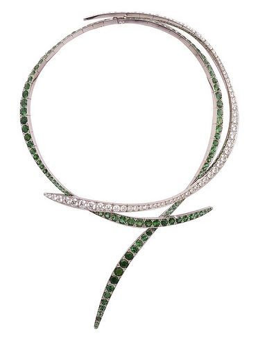 Van Cleef & Arpels - Thétis necklace   Flickr - Photo Sharing!