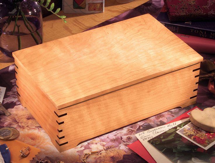 Elegant Bottom For Finger Joint  Finger Joints  Woodworking Archive