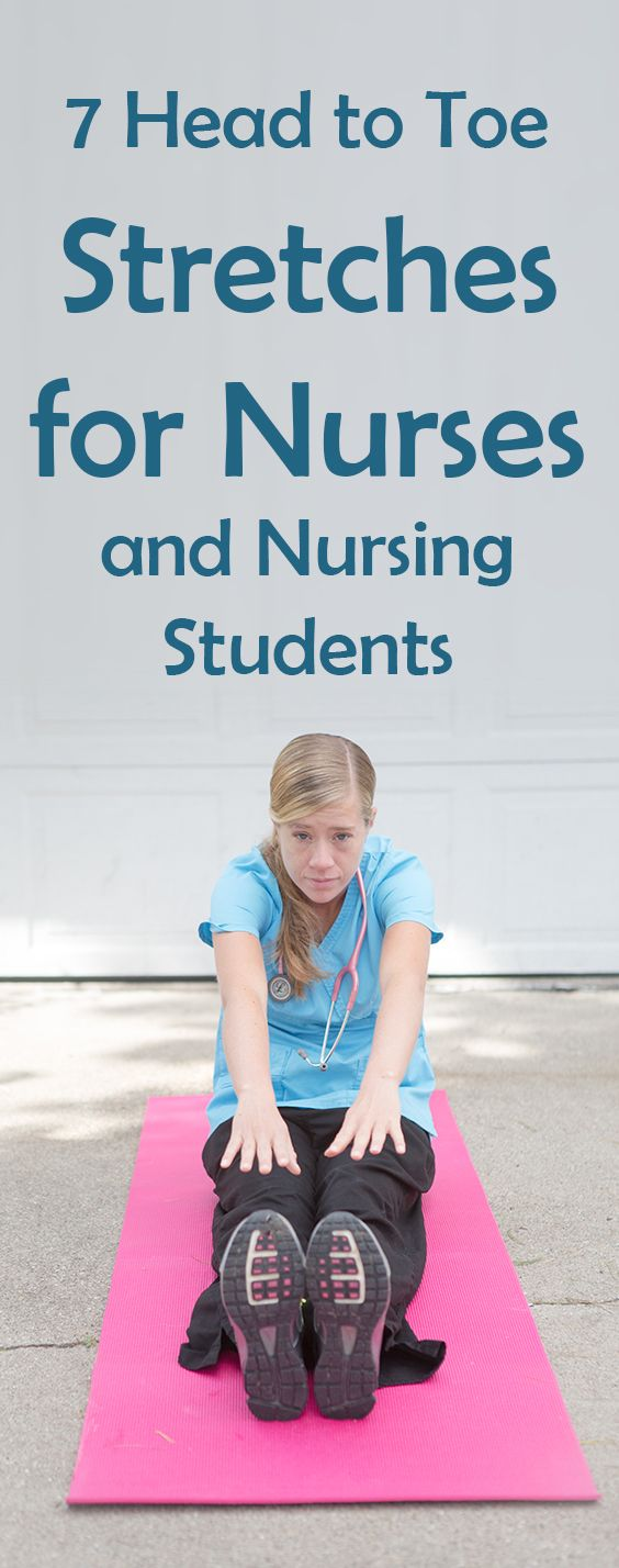 stretches for nurses