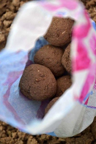 Happy Seeds-Samenbomben von Garten Fräulein auf DaWanda.com
