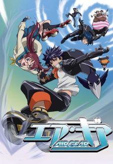 Air Gear - Manga/Anime