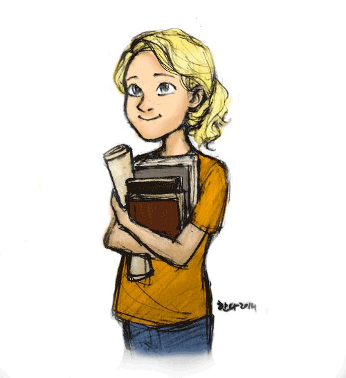 Annabeth Chase: the first one is really cute and the second is awesome