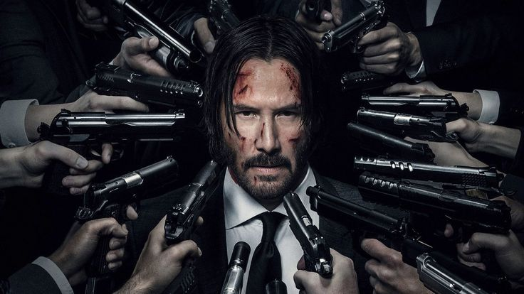 John Wick: Chapter Two #movie