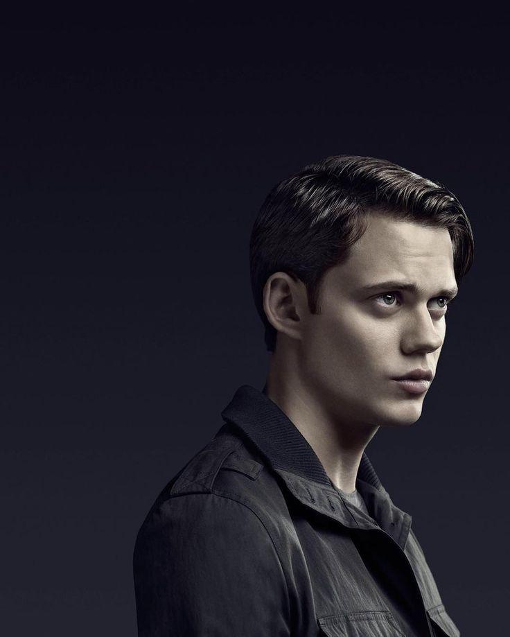 Matthew de Convergente @BillSBrasil Olha que linda essa nova imagem de Matthew,o personagem de Bill em Convergente.