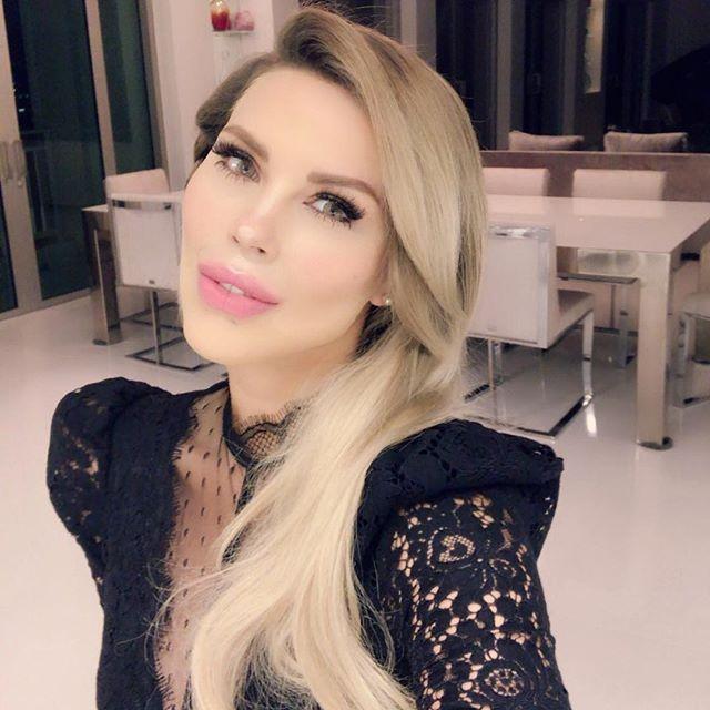 Desiree Ortiz, la novia de Luis Miguel, presume lo feliz que está el cantante a su lado