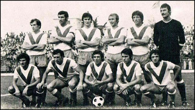 EQUIPOS DE FÚTBOL: BRINDISI en la temporada 1973-74