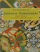 The Techniques of Japanese Embroidery - Técnicas de Bordado Japonês
