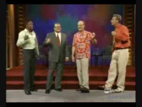 Whose Line - Colin Mochrie - Best of Irish Drinking Songs - YouTube
