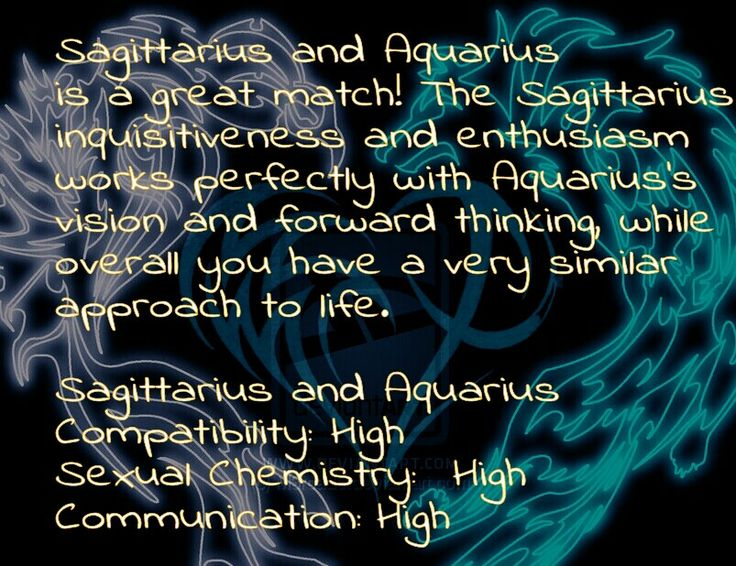 Aquarius And Sagittarius Sex 103