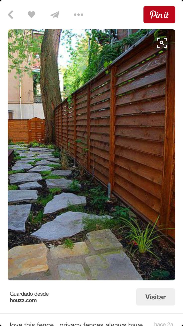 love this fenceprivacy fences always have a