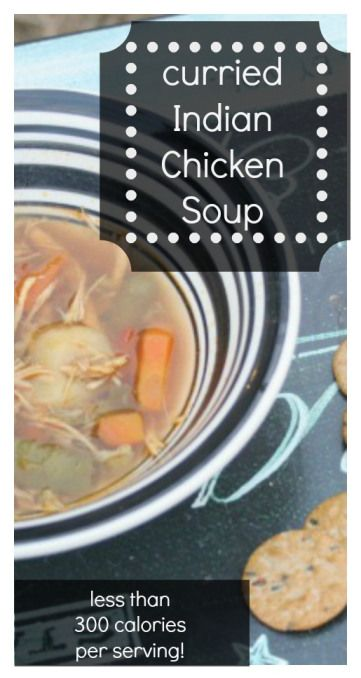 This Curried Indian Chicken Soup Recipe is an updated version of a beloved classic. Savory Indian spices combine with...