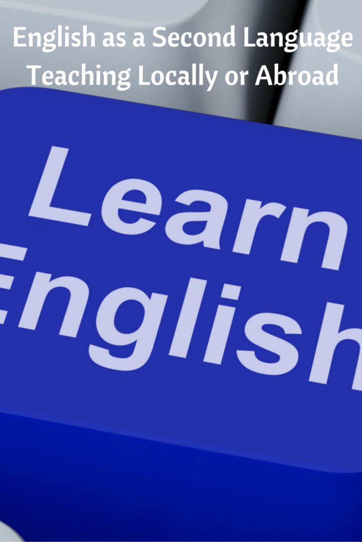 teaching english as a second language Teaching english as a second language is a high-demand subject of instruction that continues to experience growth in schools across the country.