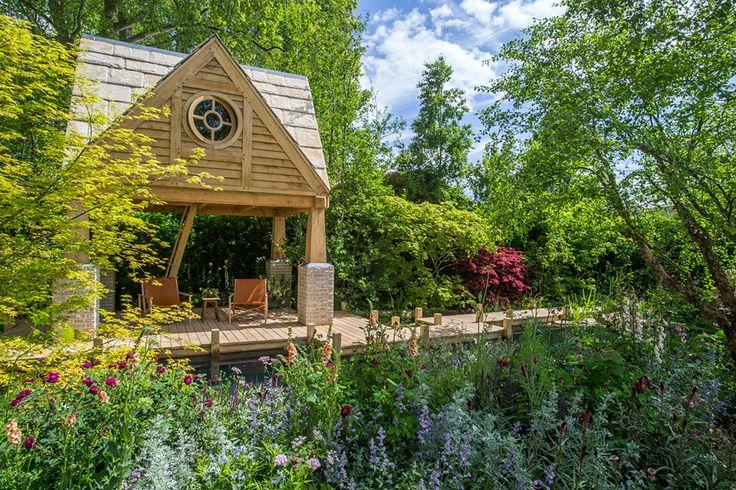 The M&G show garden at the RHS Chelsea Flower Show 2015 / RHS Gardening