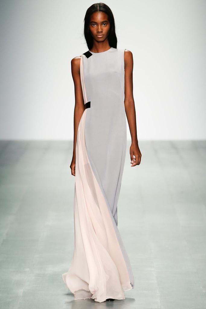 Marios Schwab Spring 2015 Ready-to-Wear - Collection - Gallery - Look 1 - Style.com