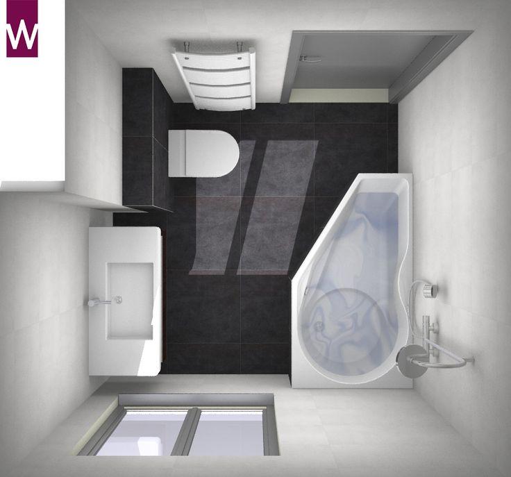 25 beste idee n over kleine badkamer ontwerpen op pinterest kleine badkamer douches kleine - Decoratie douche badkamer ...
